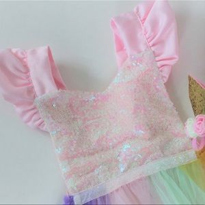 Dresses - Unicorn tutu dress